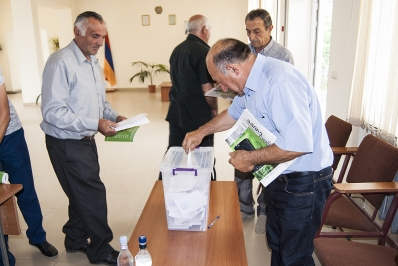 Farm Credit Armenia Credit Cooperative Held Its General Annual Meetings