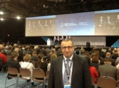 """Farm Credit Armenia"" UCO CC CEO Armen Gabrielyan Participated in 2014 International Summit of Cooperatives"