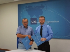 Cooperation with Asian Development Bank