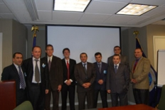 FCA and CBA Staff Representatives Visited USDA Office in Washington, DC