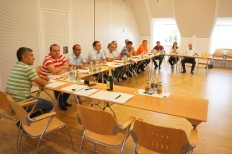 """Farm Credit Armenia"" UCO Team in Montabaur, Germany"