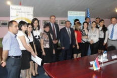 "Agreement Signed Between ""Farm Credit Armenia"" and ""Rural Finance Facility"" PIU"