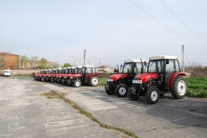 New Batches of Tractors are Already in Armenia